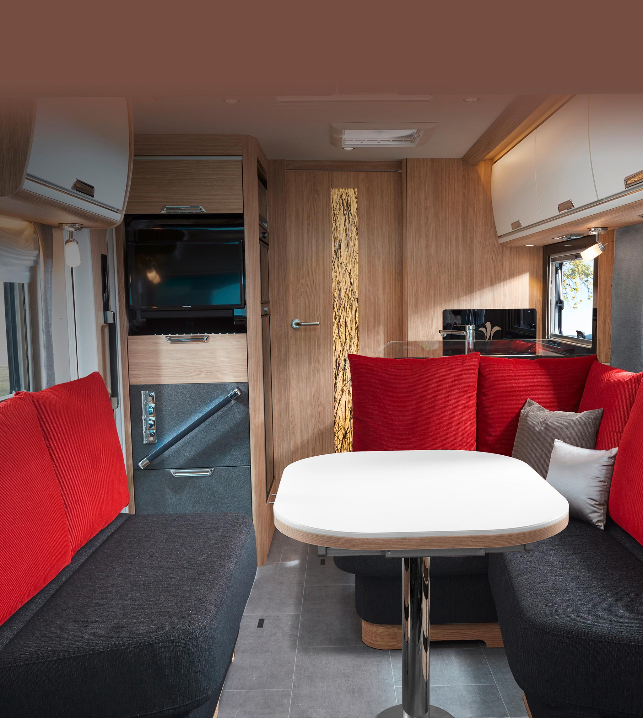 Arto – Kompakte Reisemobile I NIESMANN+BISCHOFF