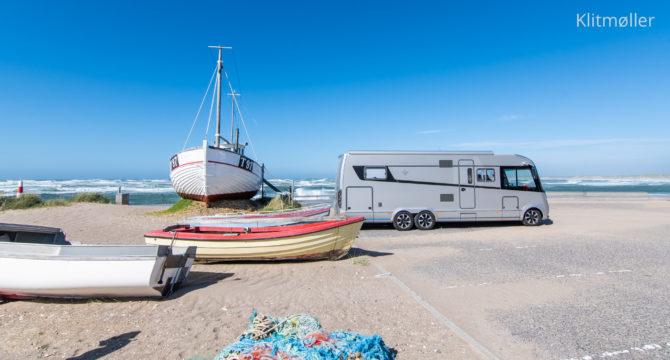NIESMANN+BISCHOFF - Stranddeko - Dänemark Reisebericht