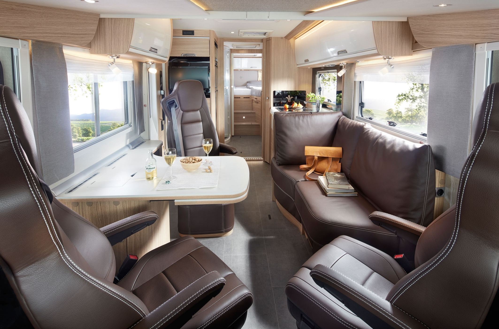 NIESMANN+BISCHOFF - Arto - Arto 88 B - Layout with bar version in the luxury segment