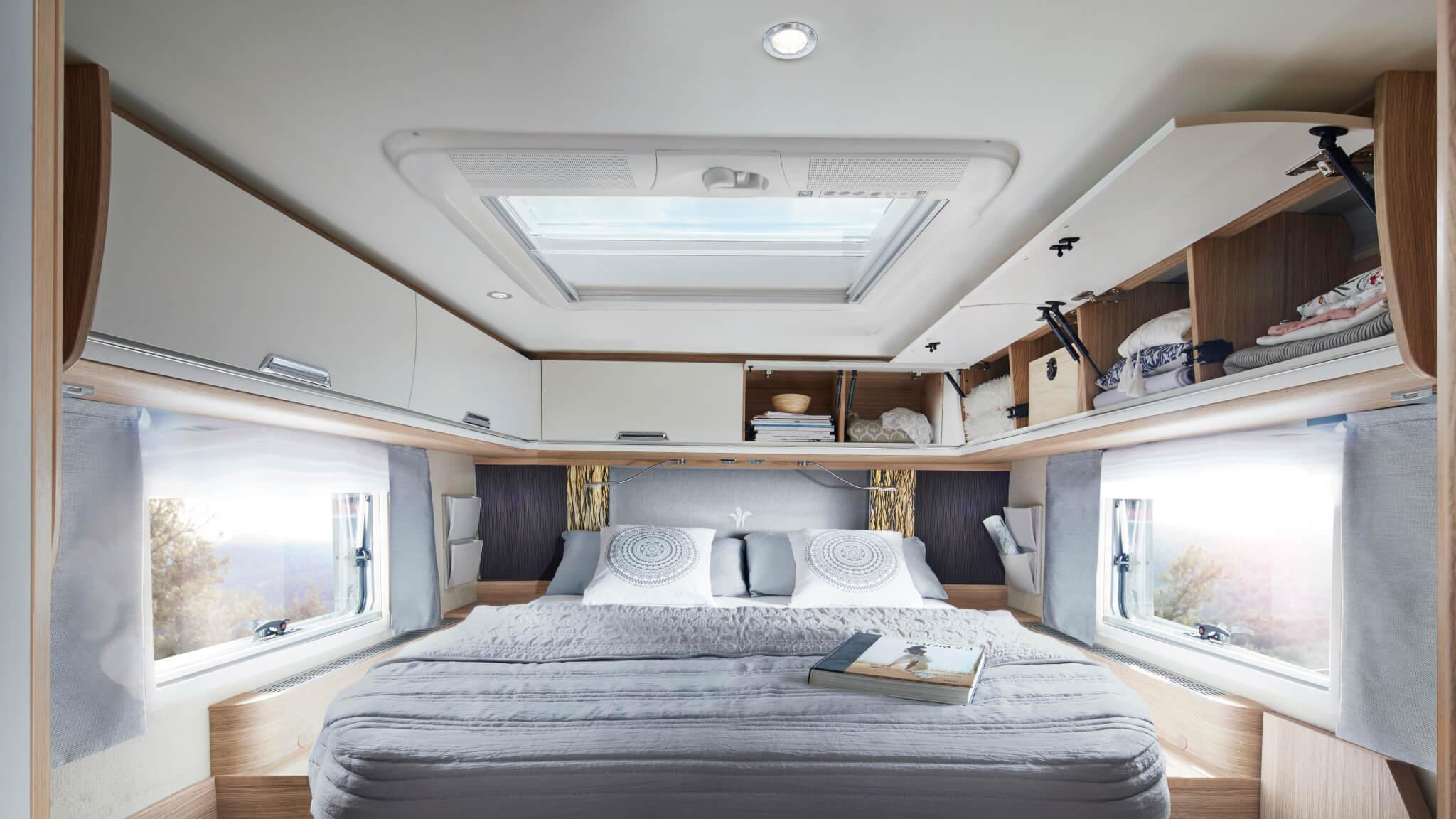 NIESMANN+BISCHOFF - Arto - Push-to-open Hängeschränke im Schlafzimmer