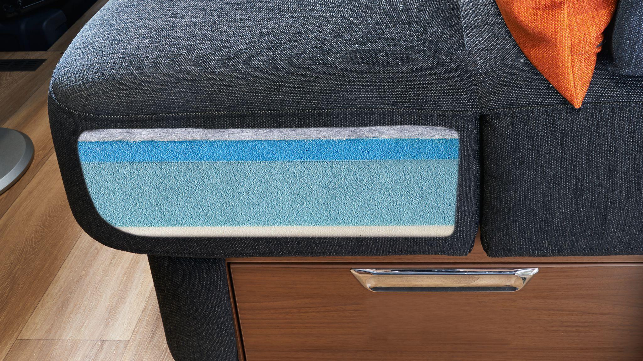 NIESMANN+BISCHOFF - Arto - Sitzkomfort dank 3-Lagen-Schaumkonzept
