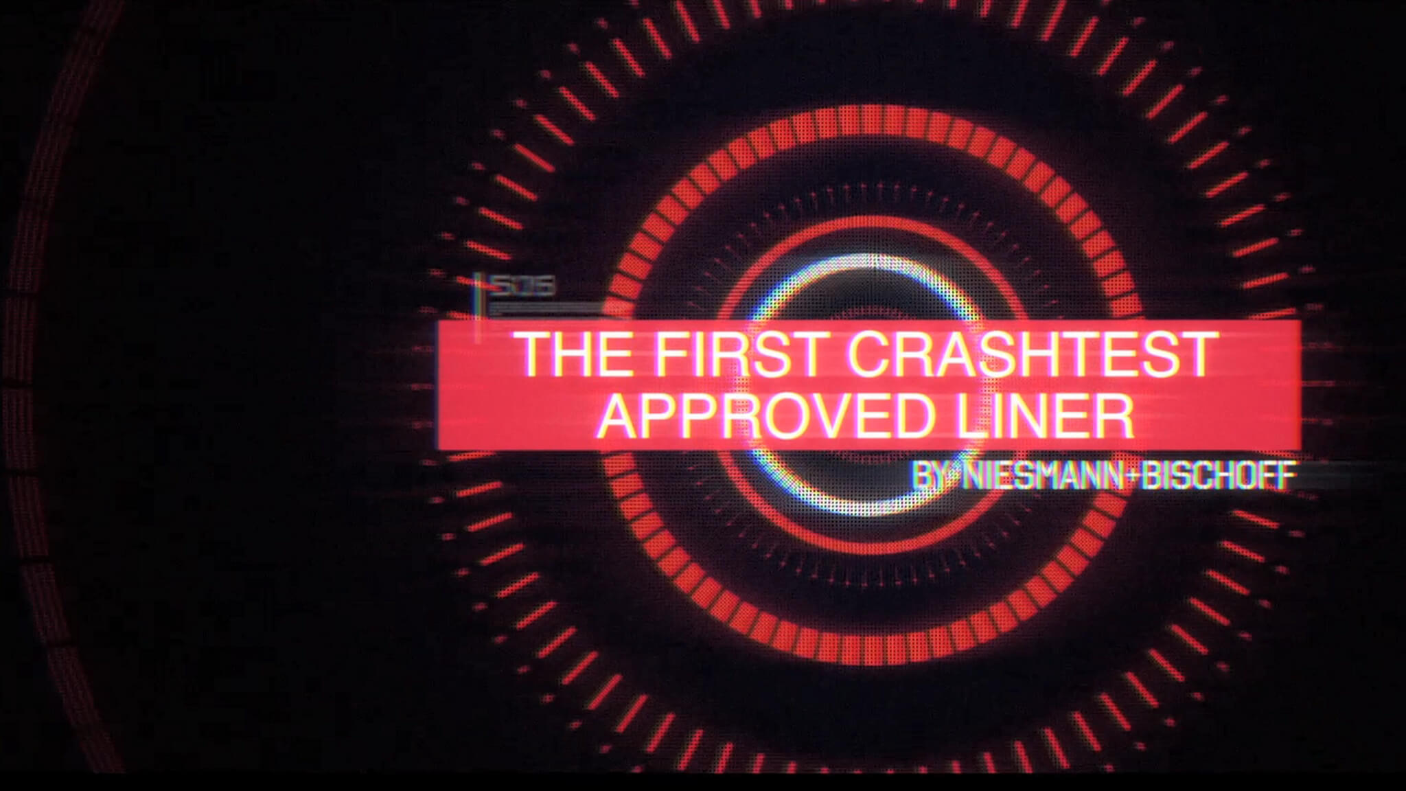 NIESMANN+BISCHOFF - Flair - Crashtest - First Liner with Airbags