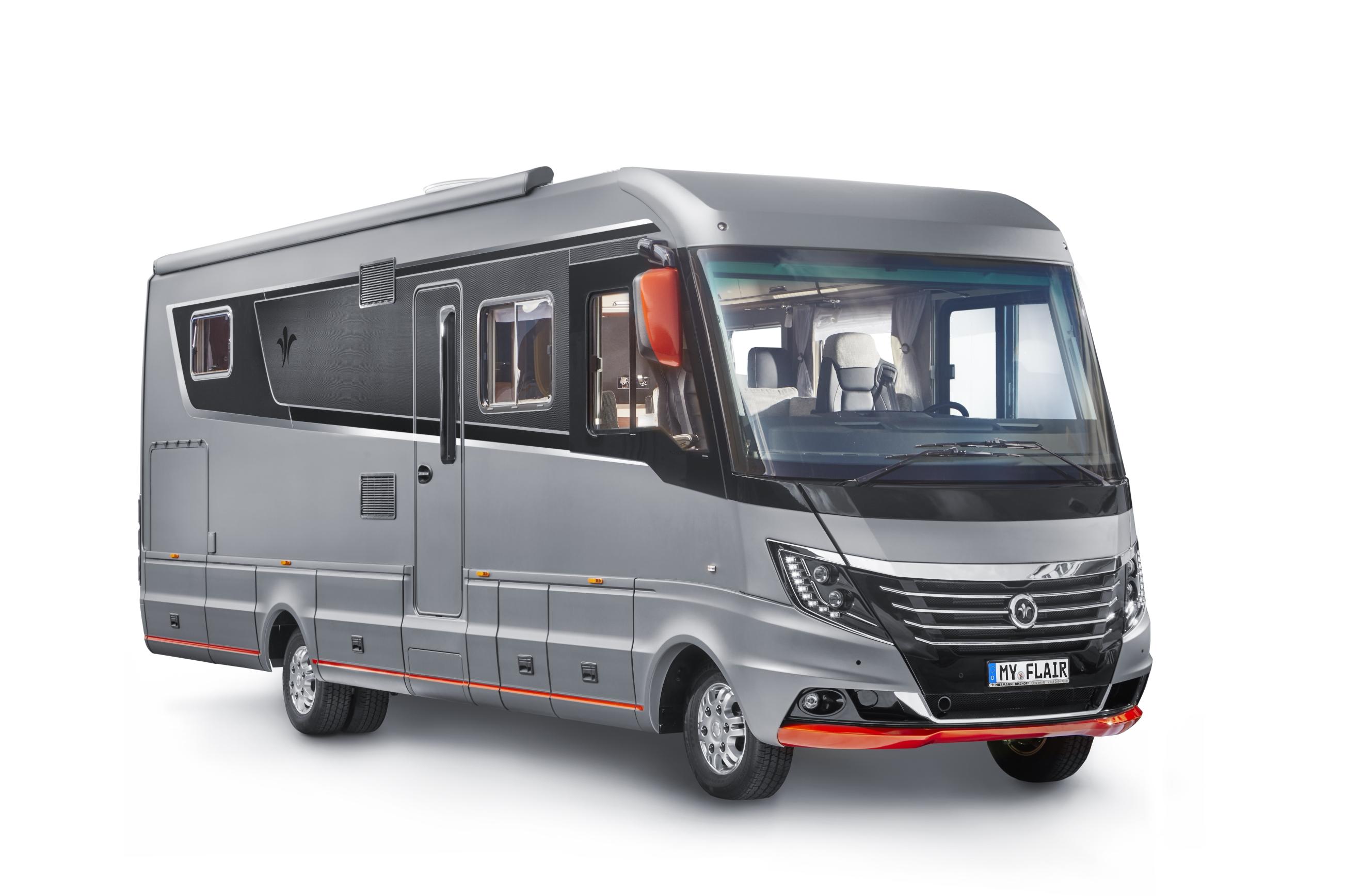 Flair – Unser Luxus Wohnmobil I NIESMANN+BISCHOFF