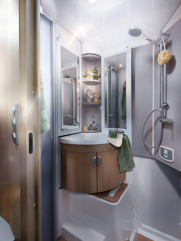 NIESMANN+BISCHOFF - Smove - Dusche mit Waschbecken