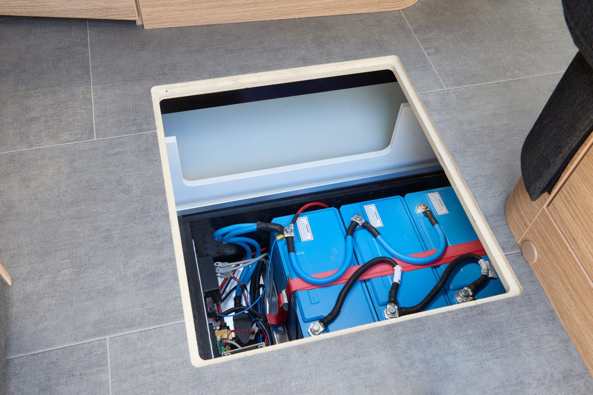 NIESMANN+BISCHOFF - Arto - Arto 82 E Lithium Batterien