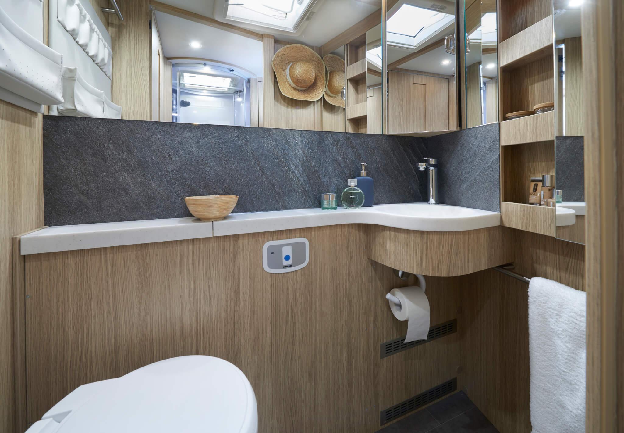 NIESMANN+BISCHOFF - Arto - Nouvelle implantation  Arto 82 E - Salle de bain