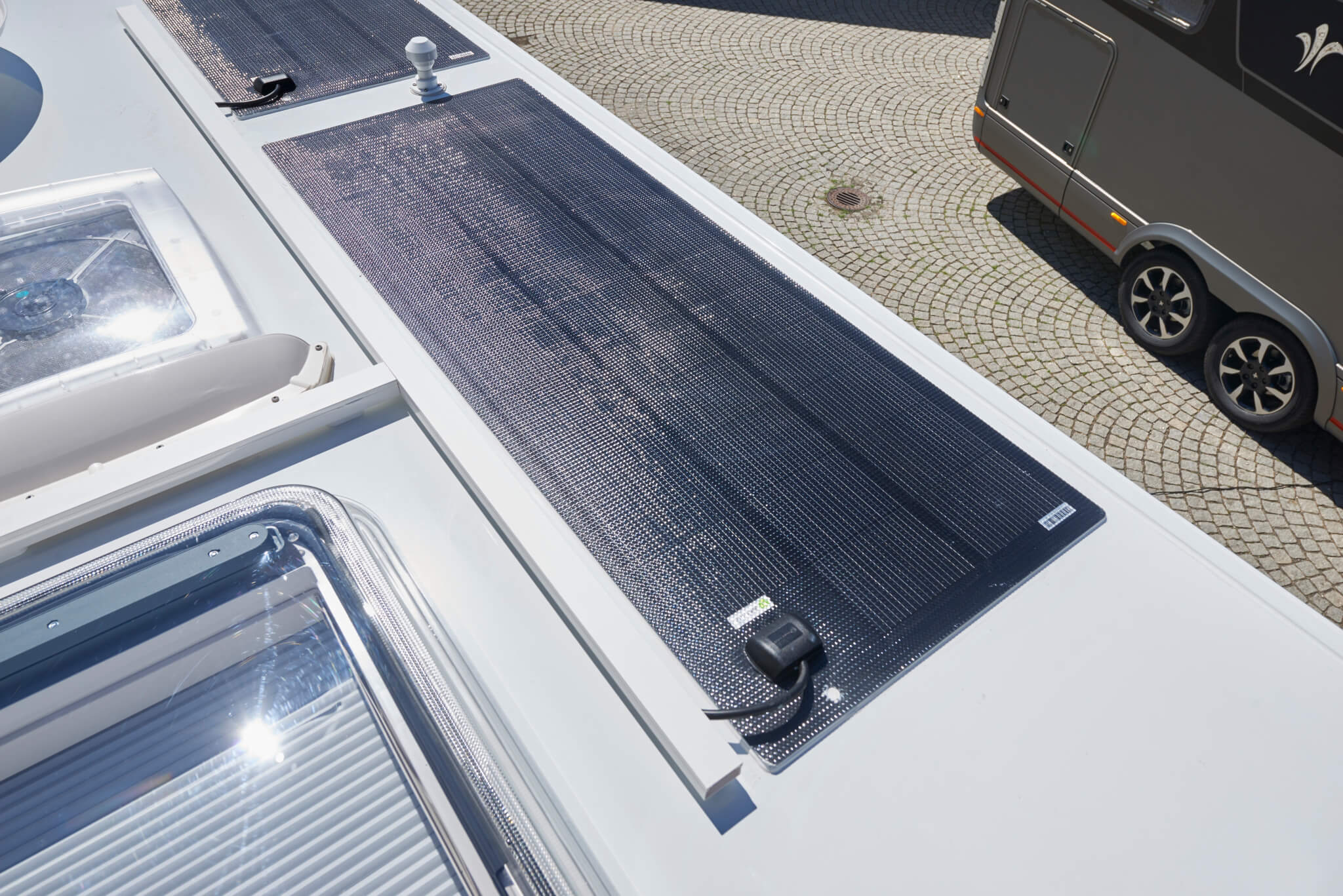 NIESMANN+BISCHOFF - Flair - Flair 920 LW - Solar panel - Part of the lithium energie package