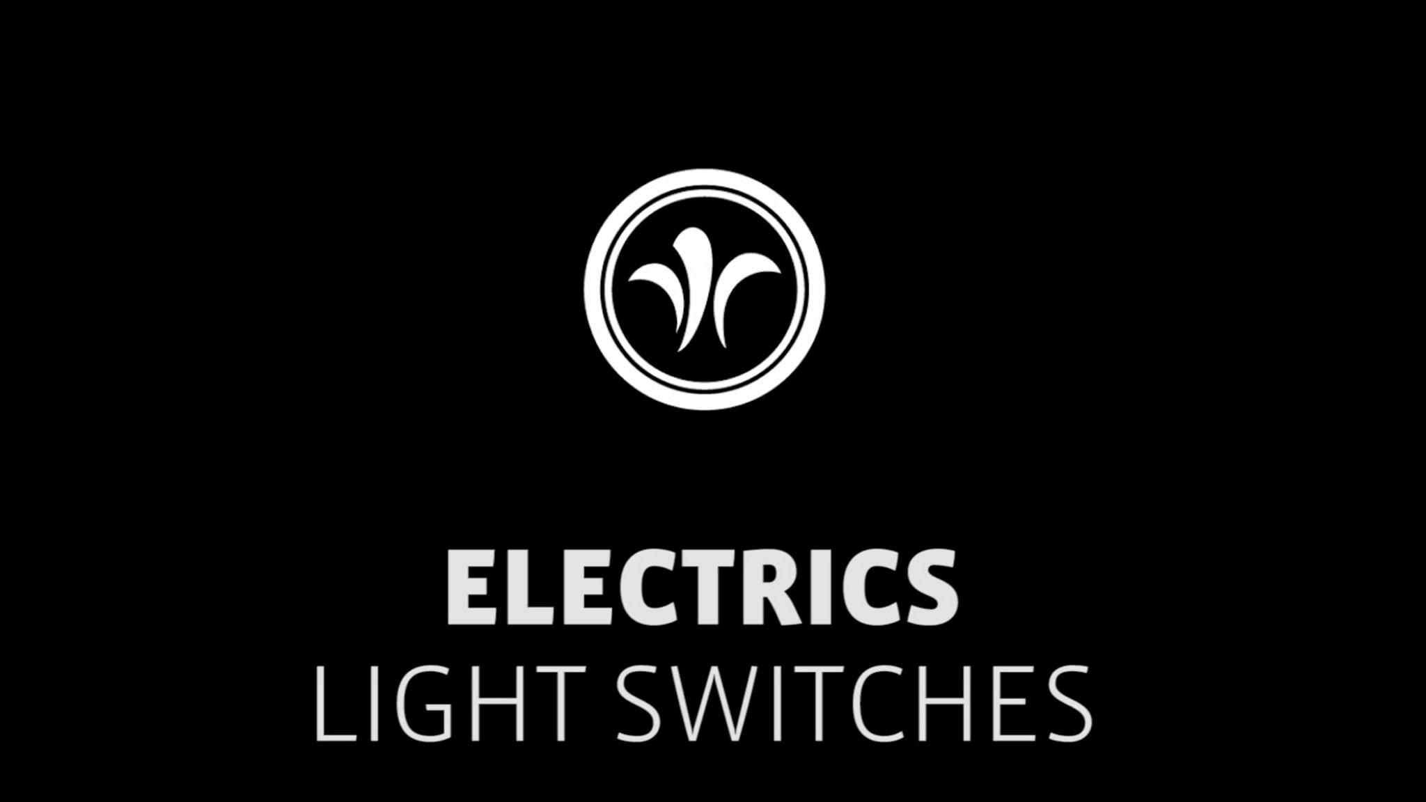 motorhome lightswitch // niesmann+bischoff - camper (model ARTO) // 2019 // EL2
