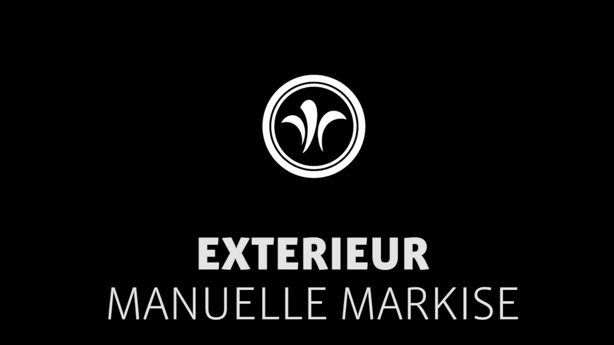 Wohnmobil Manuelle Markise // Niesmann+Bischoff – Reisemobil (Modell ARTO) // 2019 // EX3