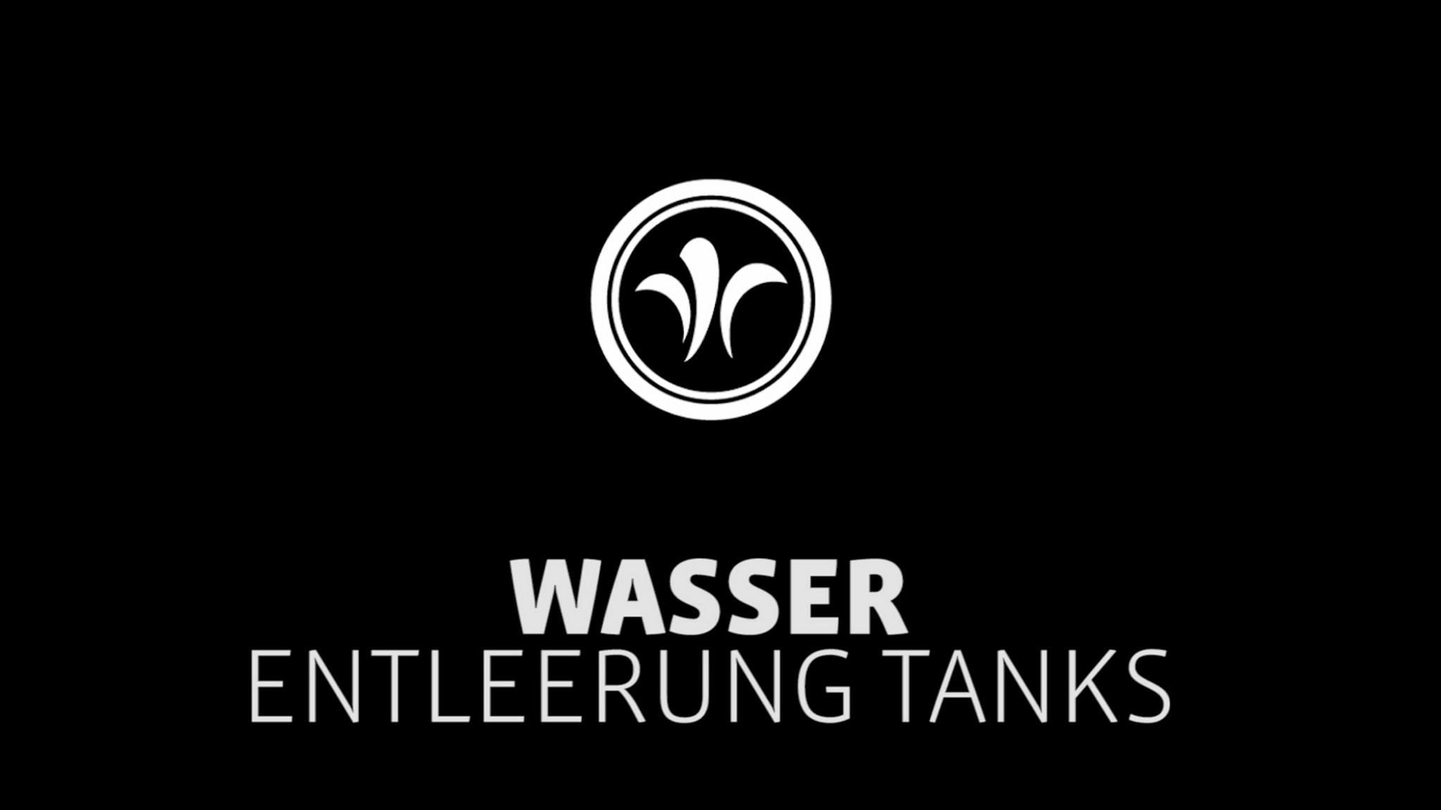 Wohnmobil Entleerung Tanks // Niesmann+Bischoff – Reisemobil (Modell ARTO) // 2019 // WA5