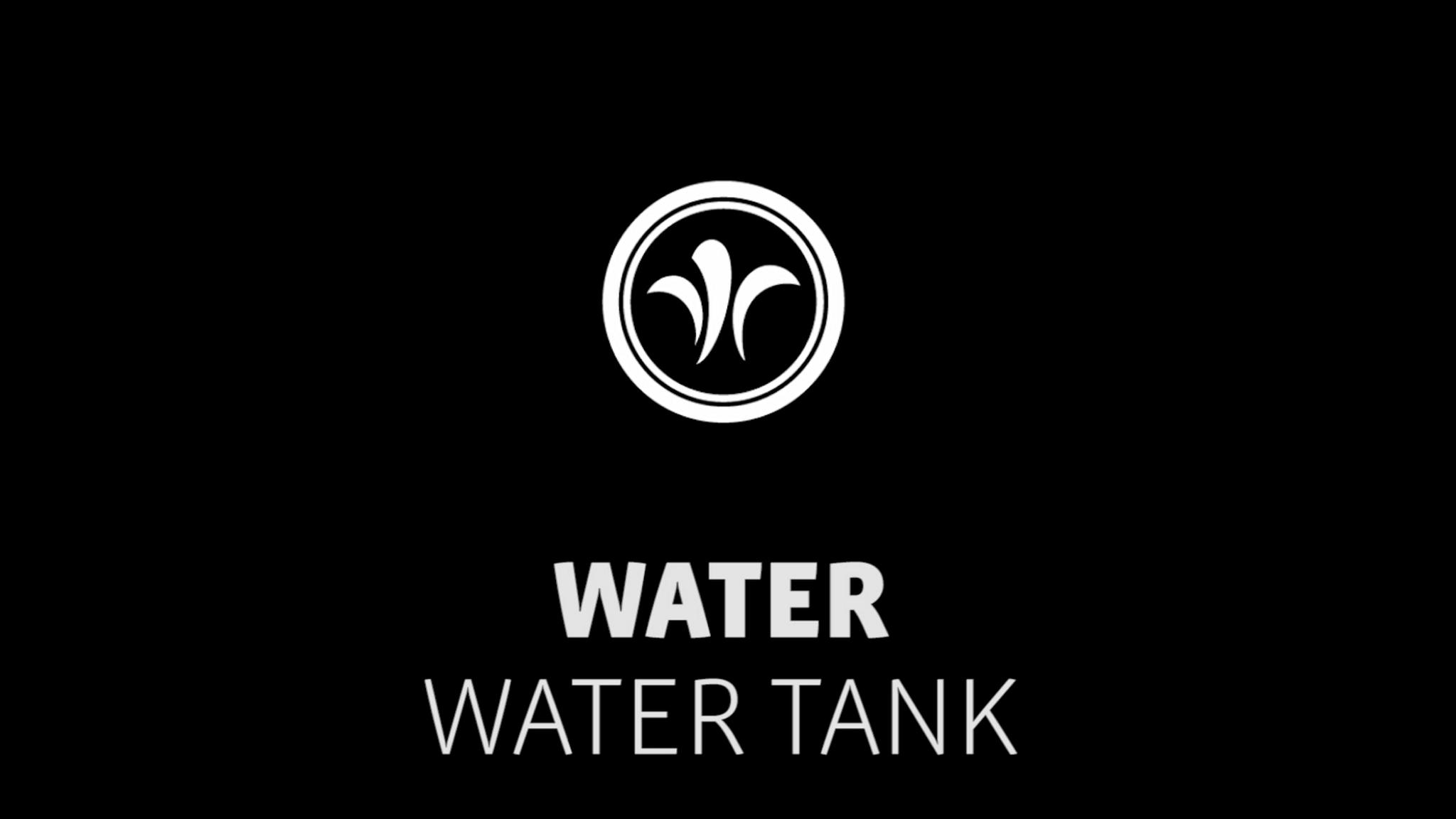 motorhome water tank // niesmann+bischoff - camper (model ARTO) // 2019 // WA1