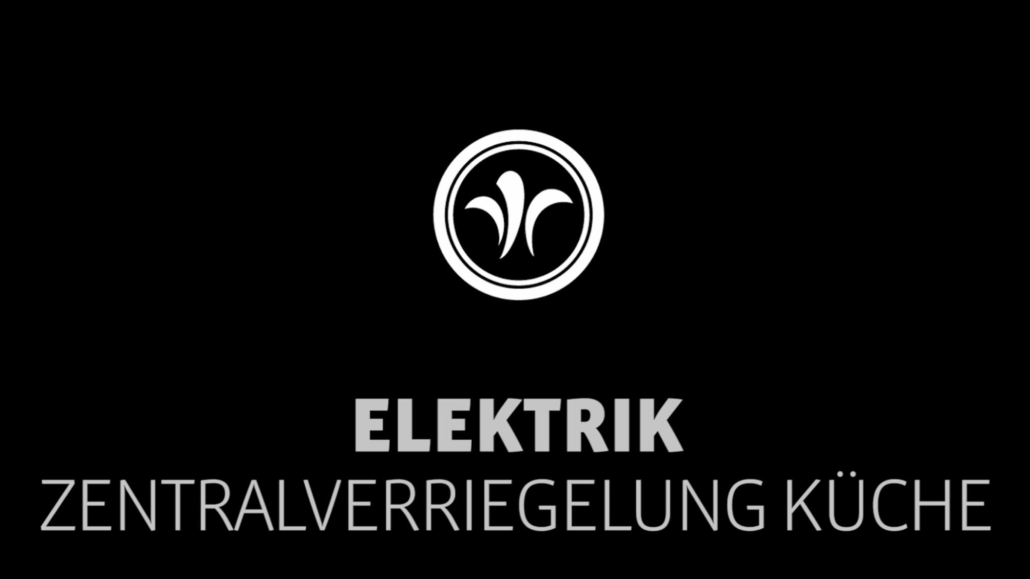 Zentralverriegelung der Küche // Niesmann+Bischoff – Luxus Wohnmobil (Modell FLAIR) // 2019 // EL6