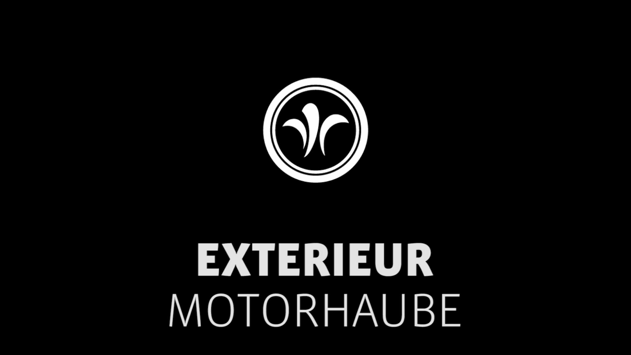 Wohnmobil Motorhaube // Niesmann+Bischoff – Luxus Wohnmobil (Modell FLAIR) // 2019 // EX9