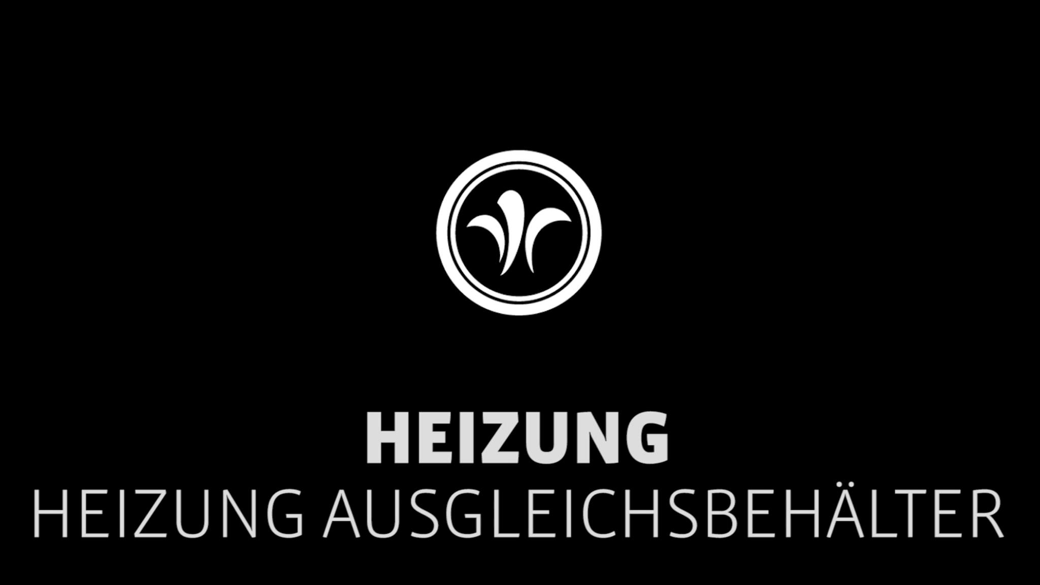 Heizung-Ausgleichsbehälter // Niesmann+Bischoff – Luxus Wohnmobil (Modell FLAIR) // 2019 // H3