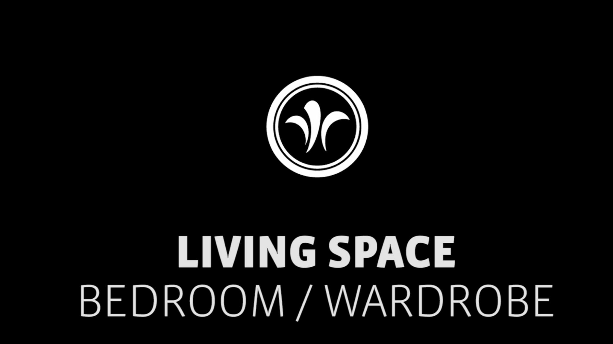 motorhome wardrobe in the bedroom // niesmann+bischoff - camper (model ARTO) // 2019 // WO3