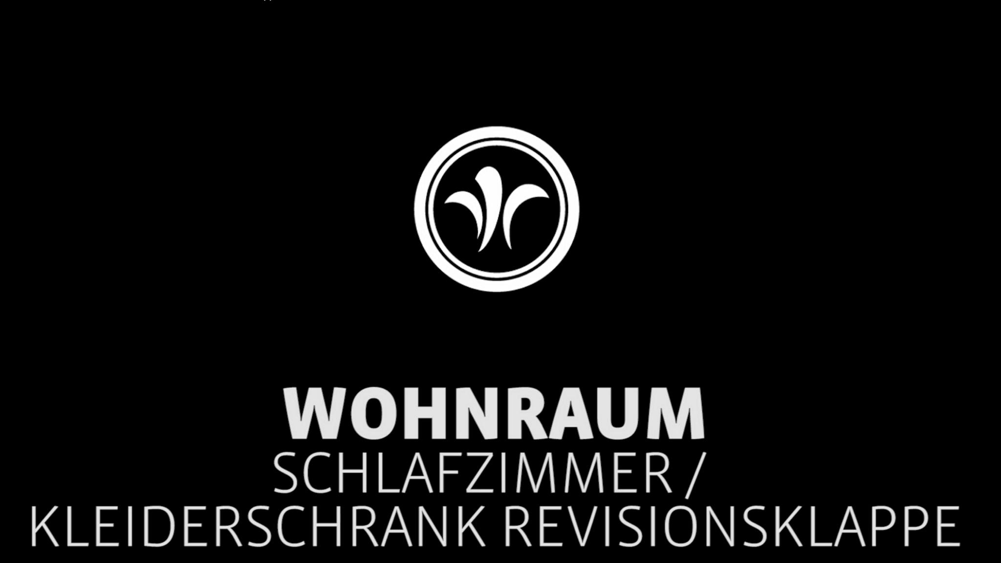 Kleiderschrank Revisionsklappe // Niesmann+Bischoff – Luxus Wohnmobil (Modell FLAIR) // 2019 // WO5