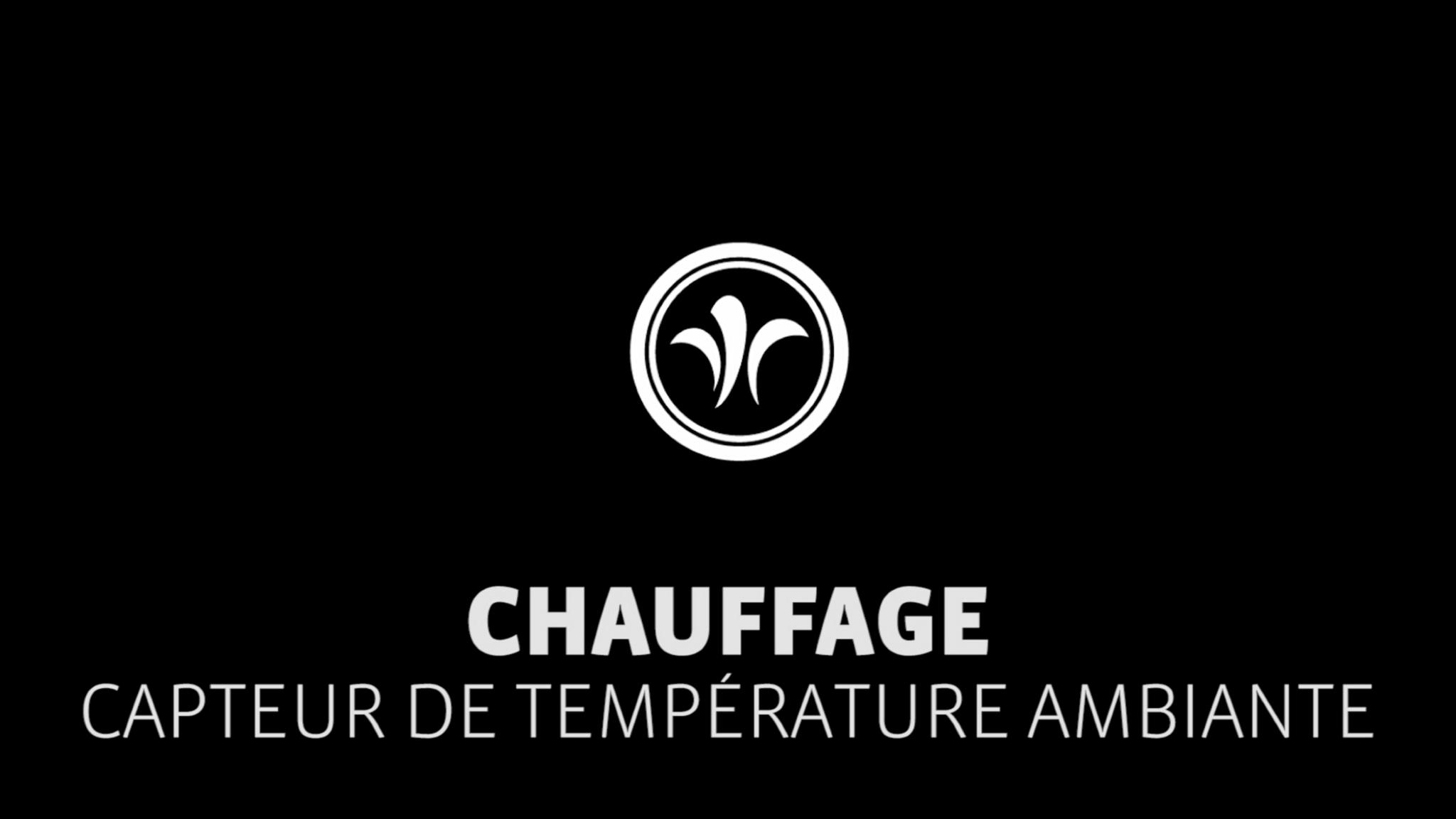 Sonde de température ambiante pour camping-car // Niesmann+Bischoff-Camping-car (ARTO) // 2019 // H1