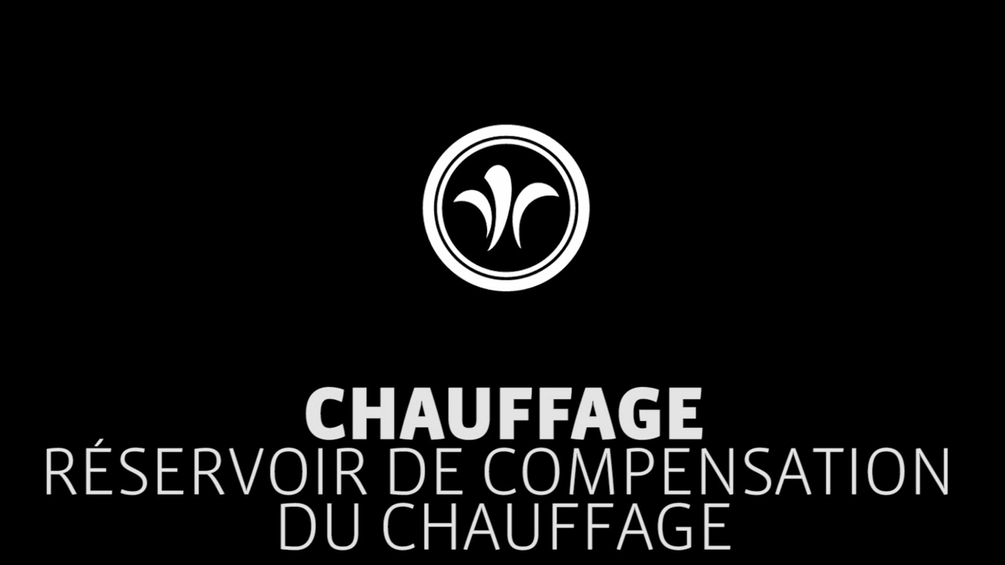 Réservoir de compensation de chauffage pour camping-car // Niesmann+Bischoff - ARTO // 2019 // H3