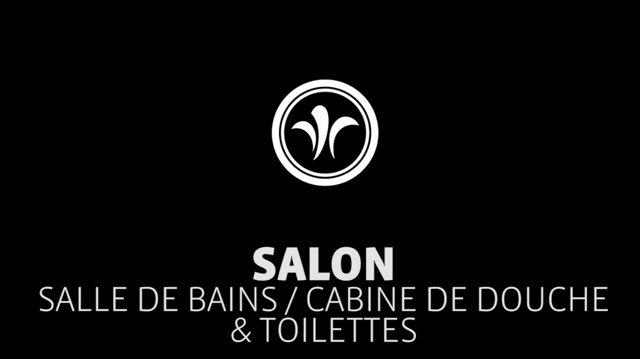 cabine de douche dans la salle de bain // Niesmann+Bischoff - Camping-car (ARTO) // 2019 // WO4