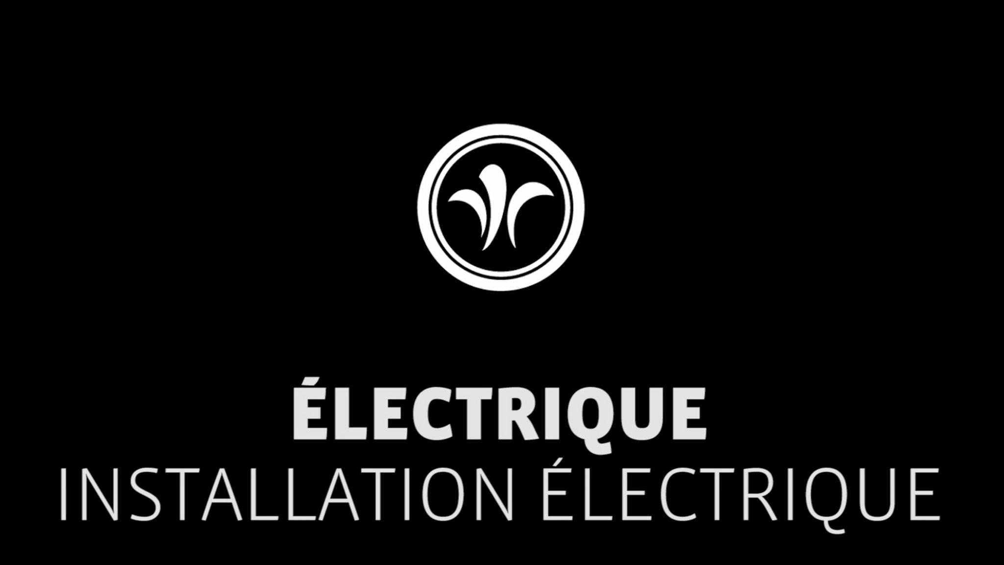 Installation électrique pour camping-cars // Niesmann+Bischoff - Camping-car (FLAIR) // 2019 // EL8