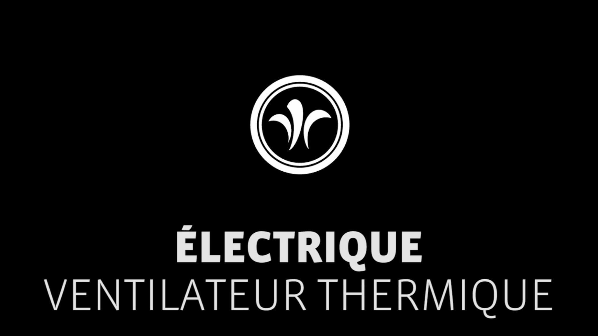 Ventilateur thermique pour camping-car // Niesmann+Bischoff - Camping-car (FLAIR) // 2019 // EL7