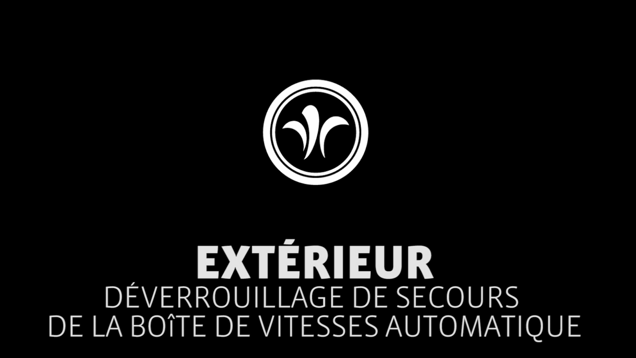 Transmission automatique de secours // Niesmann+Bischoff - camping-car (FLAIR) // 2019 // EX2