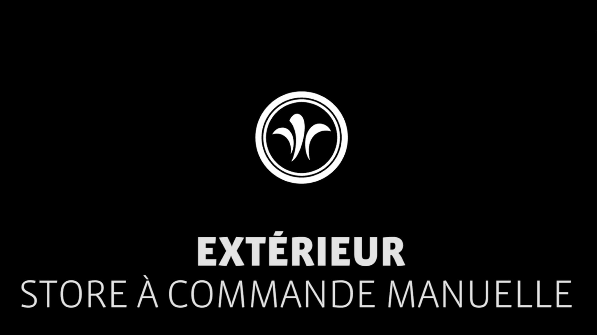 Auvent manuel pour camping-car // Niesmann+Bischoff - Camping-car de luxe (FLAIR) // 2019 // EX6