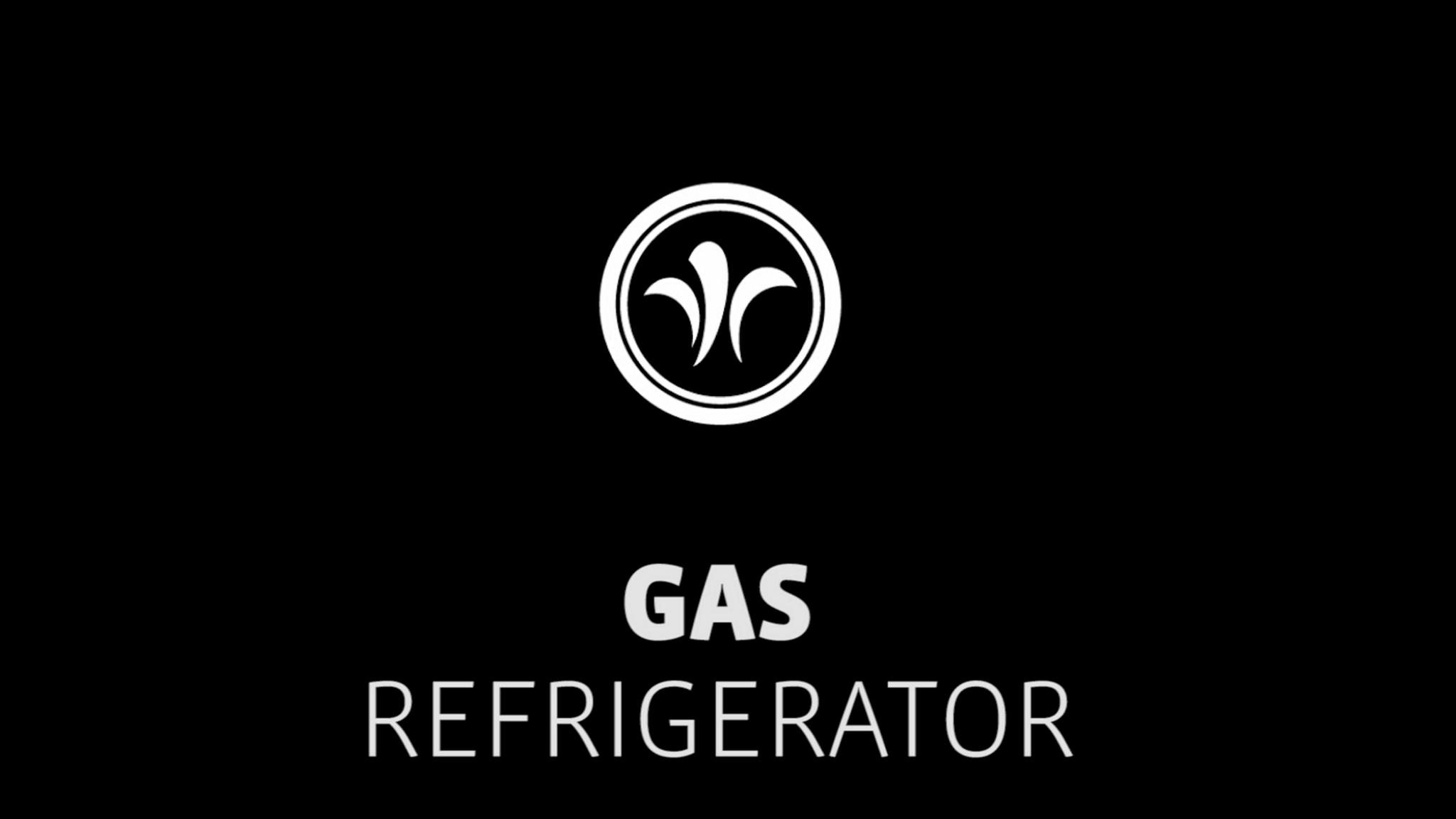 motorhome refrigerator // niesmann+bischoff - luxury motorhome (model FLAIR) // 2019 // G5