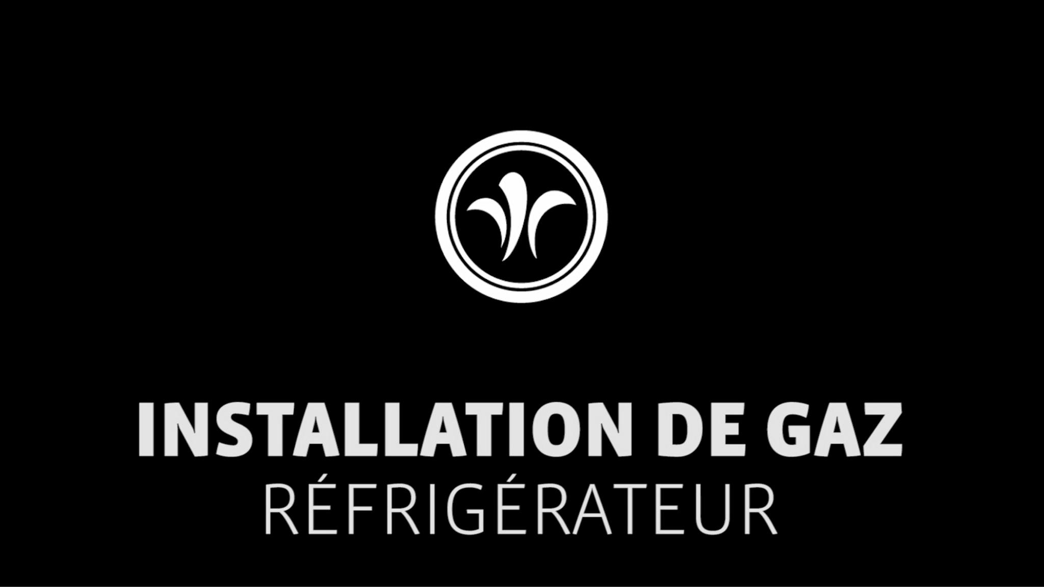 Réfrigérateur pour camping-car // Niesmann+Bischoff - Camping-car de luxe (FLAIR) // 2019 // G5