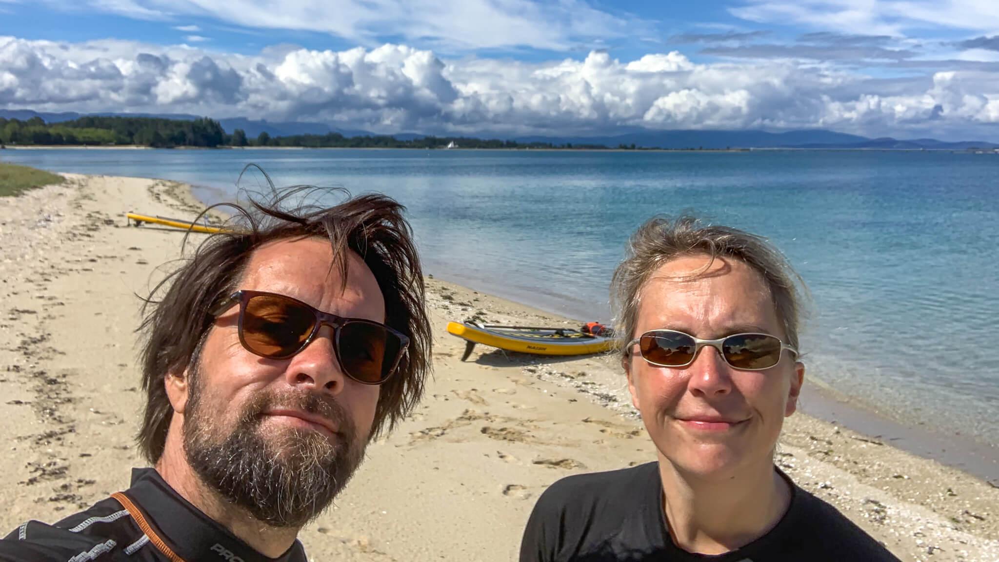 NIESMANN+BISCHOFF - Arto - Stranddeko - Reisemobil und SUP