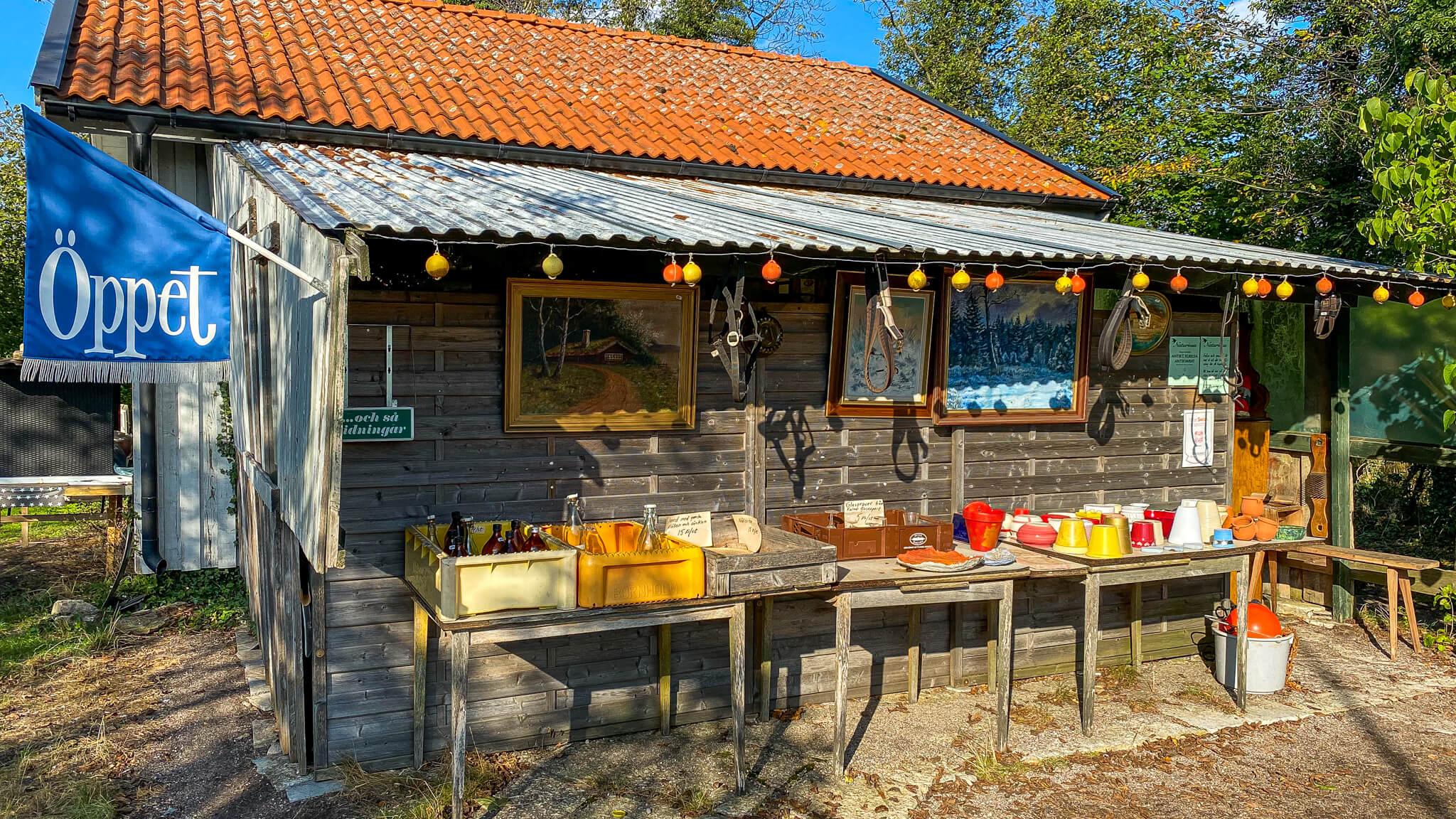 NIESMANN+BISCHOFF - Arto - Stranddeko in Schweden